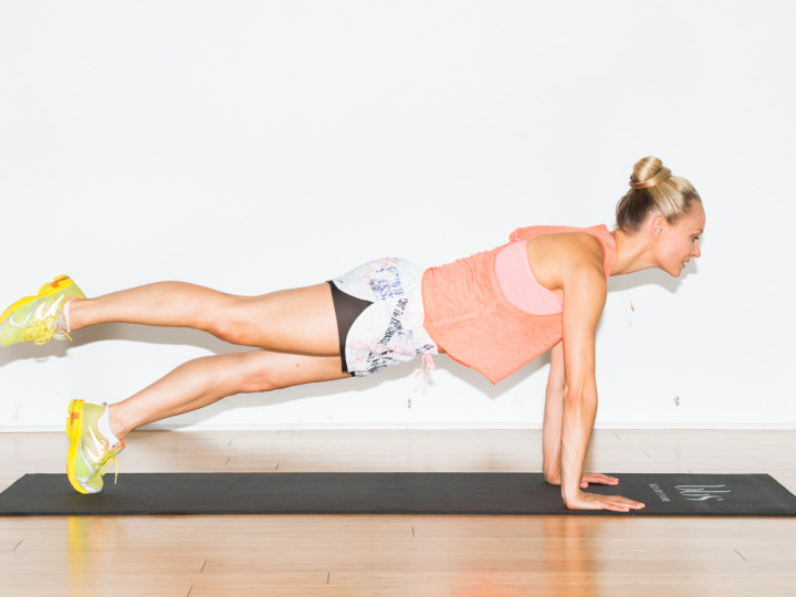 When in doubt, plank it out!