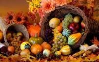Happy and Healthy Thanksgiving