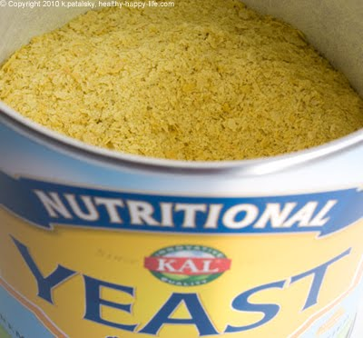 Nutritional Yeast – Healthy and Beneficial!!!